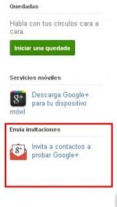 Google+ gonbidapena