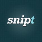 Snipt logo