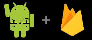 Firebase eta Android logo